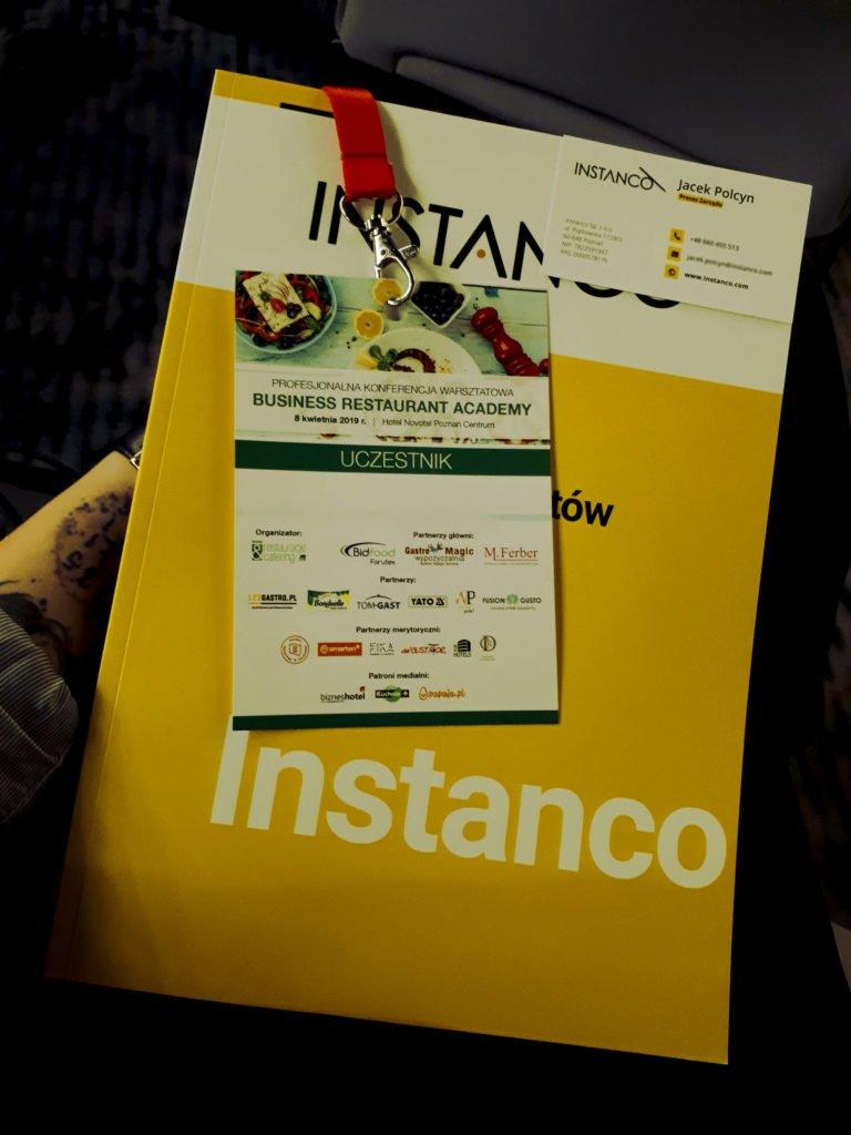 katalog instanco na konferencji