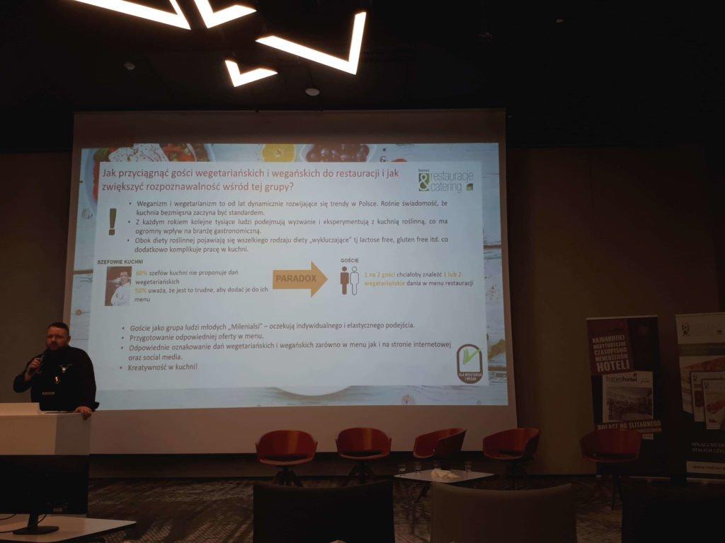 prezentacja na Business Restaurant Academy